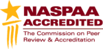NASPAA Accredited Logo